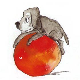 כלבים כלבים 01 – הדפס חתום
